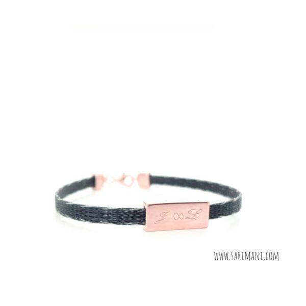 Pferdehaararmband